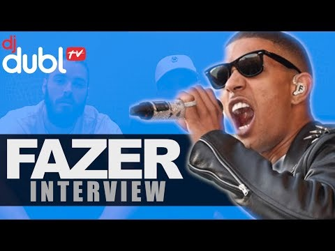 Fazer Interview - Starting over, being a millionaire at 22, N Dubz being taken advantage of & more!