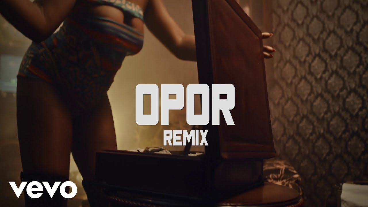Rexxie - Opor Remix (Official Video) ft. Zlatan, LadiPoe