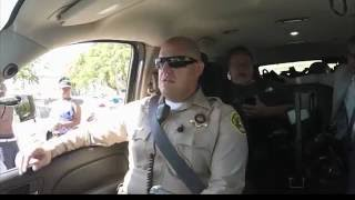 The good and not-so-good things people say to L.A. County Sheriff's Deputies