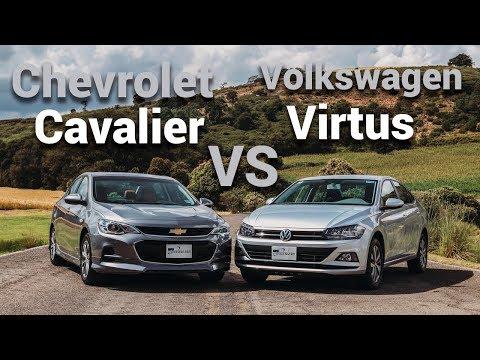 Chevrolet Cavalier Vs Volkswagen Virtus - Te Decimos Cuál Elegir   Autocosmos