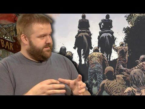 Walking Dead creator Robert Kirkman is leaving AMC for Amazon