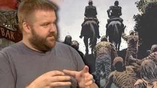 """CBR TV @ NYCC 2014: Robert Kirkman on """"The Walking Dead's"""" Future"""