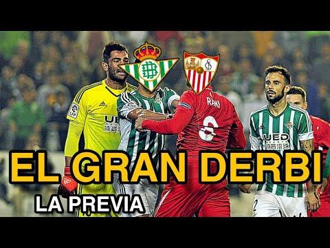 LA PREVIA BETIS VS SEVILLA / EL GRAN DERBI / MI ONCE IDEAL - 동영상