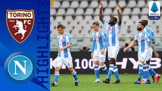 Torino 0-2 Napoli | Bakayoko e Osimhen agganciano la Juve | Serie A TIM