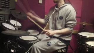 Red Hot Chilli Peppers - Can't Stop (Drum Cover) || Roland TD25KV