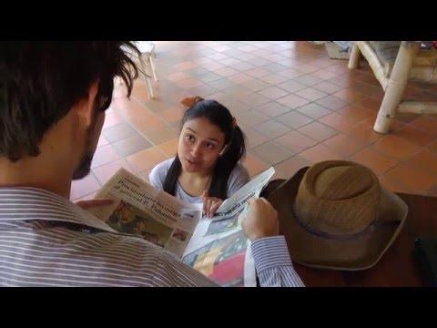 La niña preguntona videoclip