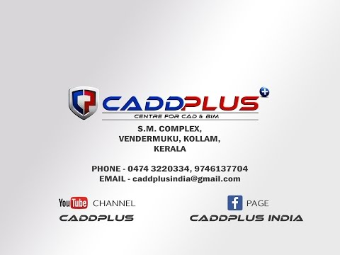 CADDPLUS online free tutorials for cad/cam softwares trailer