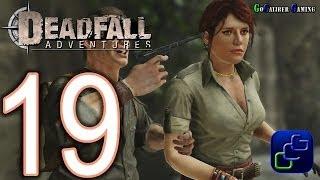 DEADFALL Adventures Walkthrough - Part 19 - Level 10: Mayan Temple