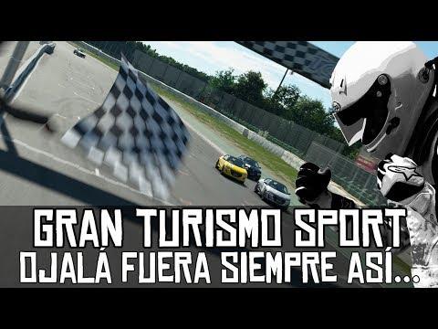 Gran Turismo Sport || Online || Ojalá fuera siempre así... (Honda S660 @ Tsukuba)