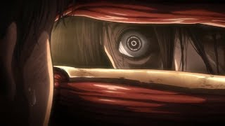 Download Mikasa vs Bertholdt scene OST - Attack on Titan season 2 episode 11 OST 1080p 60fps MP3 song and Music Video