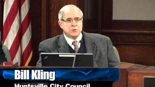 Huntsville City Council 1.8.15