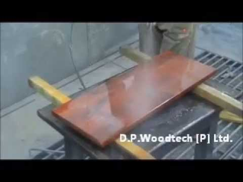 Wooden Doors Polishing Final Youtube