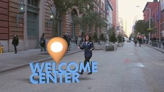 Baruch College Virtual Tour: Welcome Center