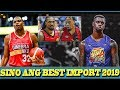 ALAMIN kung Sino ang Magiging BEST IMPORT 2019 OF THE COMMISSIONERS CUP