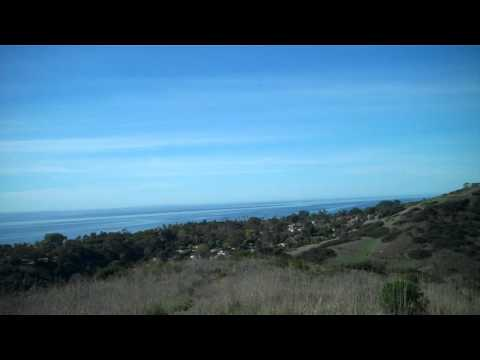 Views from Elings Park, Santa Barbara, California