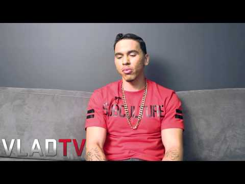 Adrian Marcel on Opening Up for Keyshia Cole on Tour