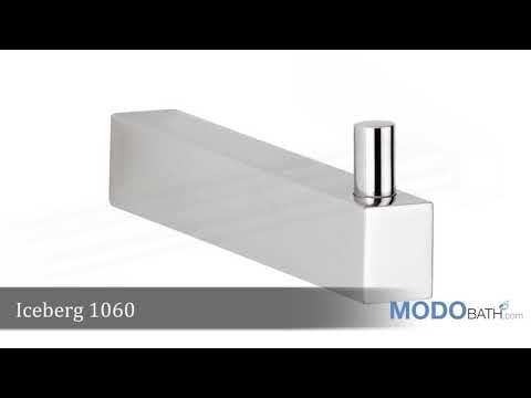 Iceberg Designer Bathroom Hardware