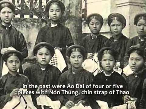 Trang Phục Nữ Tiêu Biểu Miền Bắc Việt Nam - [Du Lịch Văn Hóa Việt Nam]
