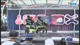 Badboys, Ambon (Peserta Final Weekly Inbox Dance Icon Indonesia 2)