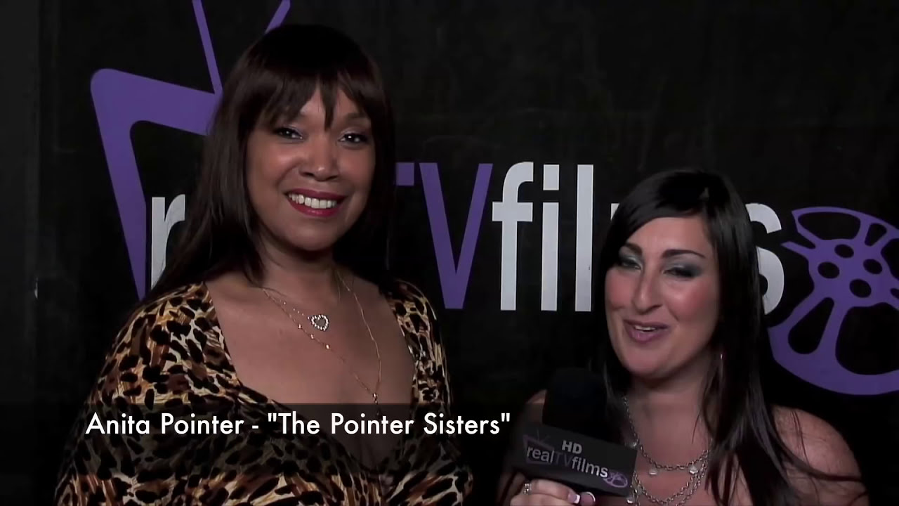 Anita Pointer ,The Pointer Sisters , Cara Maria Sorbello, Secret Room Events