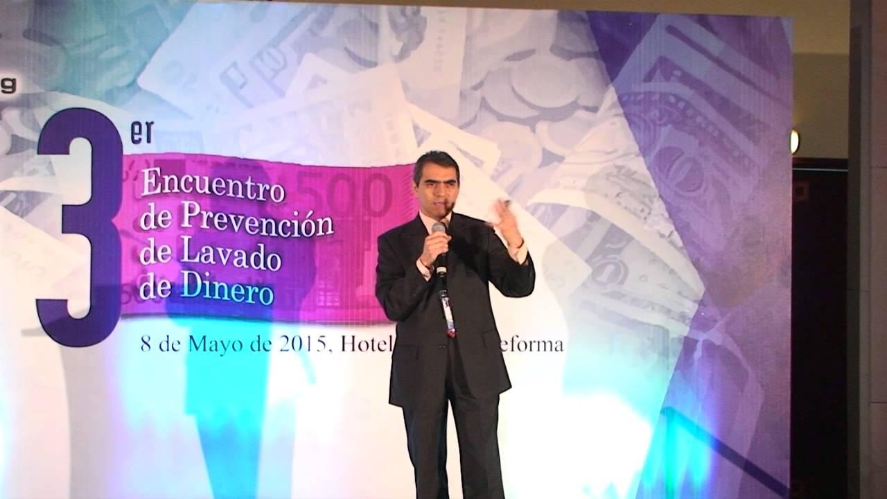 """3er. Encuentro de PLD - """" Responsabilidad y evolución de los centros cambiarios..."""" Jorge López"""
