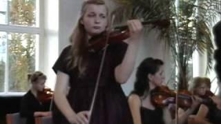 J. Haydn: Violin Concerto No. 4 in G Major, Part 1, Allegro moderato