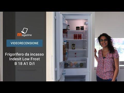 Videorecensione Frigorifero Indesit B 18 A1 D/I