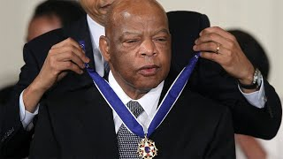 video: John Lewis: leading civil rights activist and congressman dies aged 80