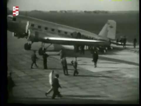 Film VVV Bilthoven De Bilt jaren dertig