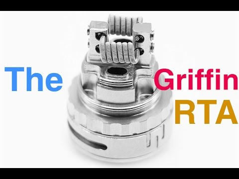 RiP Trippers: The Griffin! Could It Be The Best RTA Right NOW?