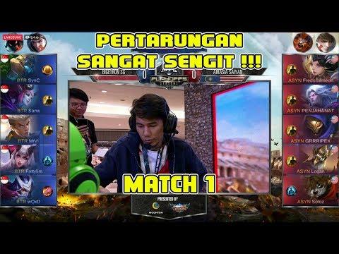 Bigetron SG vs