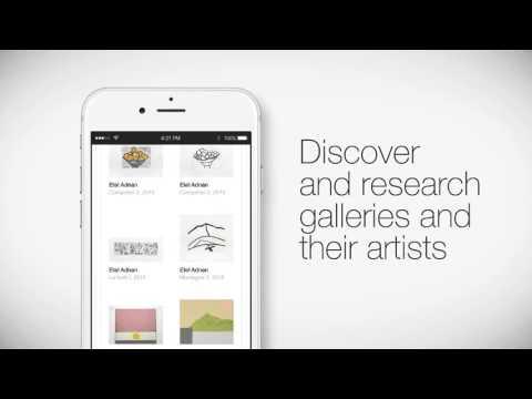 The New Art Basel App