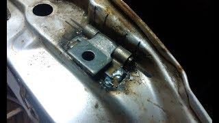 полная замена дверных петель ВАЗ 2108-2115