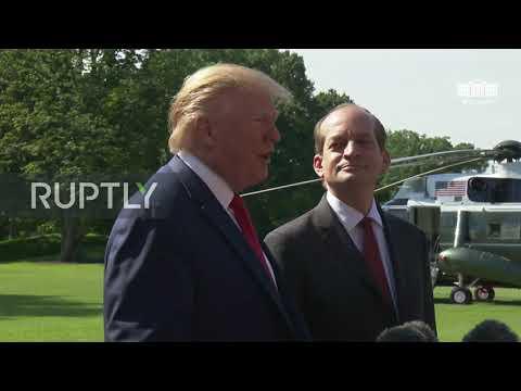 USA: Trump attacks 'lame duck' former-house speaker Paul Ryan
