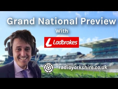 Grand National Preview with Ladbrokes: 4th April