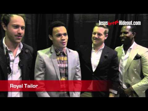 Royal Tailor Winter Jam Interview