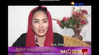 HOT NEWS Rieke Diah Pitaloka Ternyata Sudah Bercerai