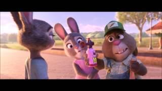 Zootopia: Judy's farewell. HD