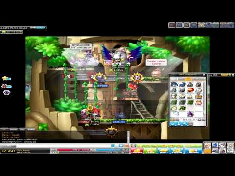 Maplestory 17 Emerald Mirror Run