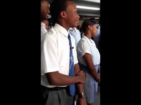 MEC Mxolisi Kuanda visits Wentworth Schools