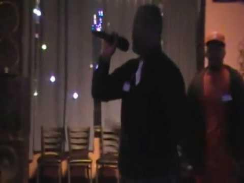 Nuttin' But A G-Thang...Kevin & DJ KC - Azure K&G (Karaoke & Games) Mid-week B-Day Mixer
