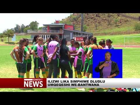 Bantwana shine in botswana for world cup qualifiers