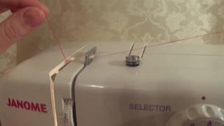 Швейная машинка Janome. Полный Обзор (Джаноме)