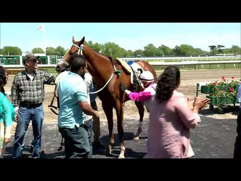 video thumbnail for MONMOUTH PARK 5-18-19 RACE 3