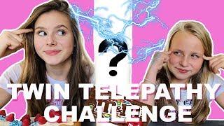 TWEELING TELEPATHIE CAKE CHALLENGE