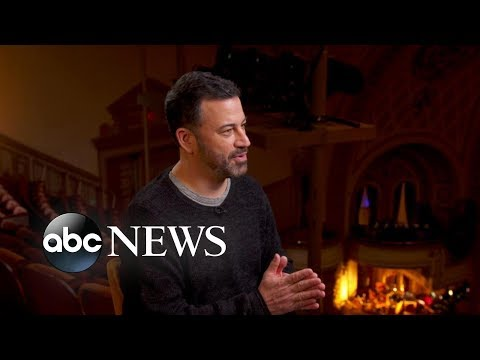 Jimmy Kimmel on his career and why hes taking on politics in the Trump era