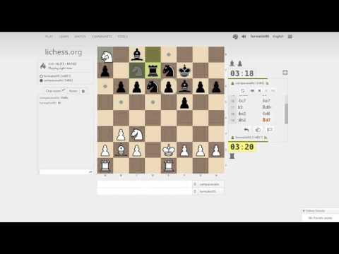 Mega Fail Chess Game