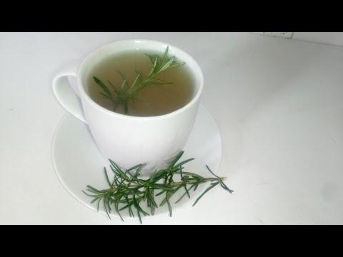 rosemary slimming tea)