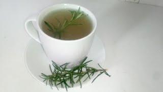 Rosemary Tea: How to Make Rosemary Tea   Benefits & Uses for weight loss, Memory, Cold & Hair rinse