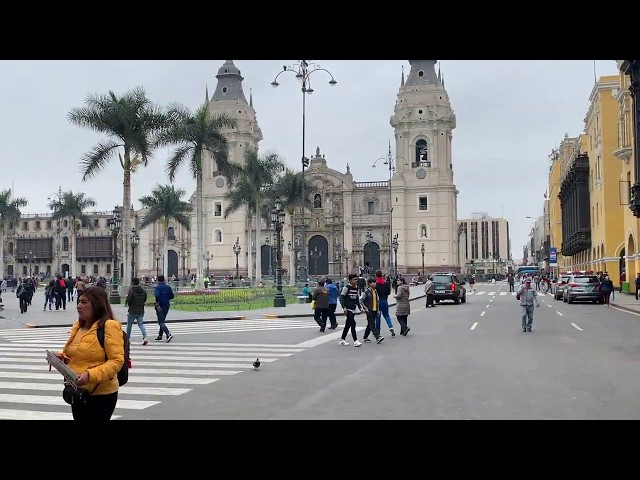 impressions de Lima